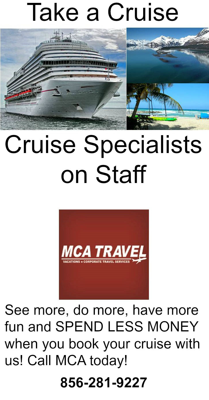 Travel agent specializing in Cruise Vacations